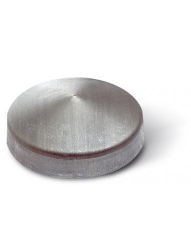 RollingCenter® Kryt stĺpika na privarenie, okrúhly surový