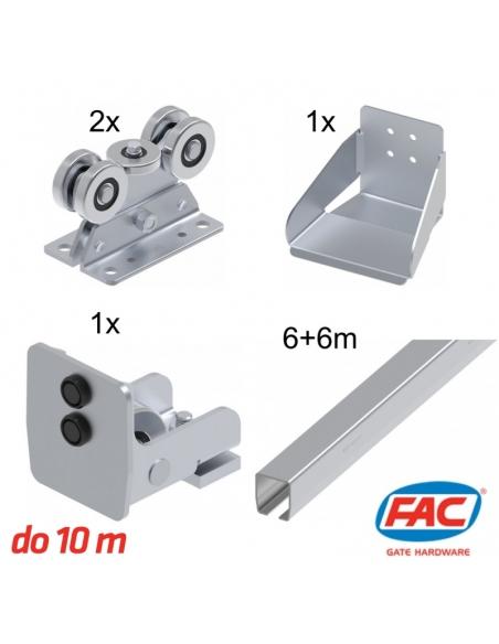 FAC® Kit séria 1000S pre samonosnú posuvnú bránu max. 14000 (prejazd 10000)