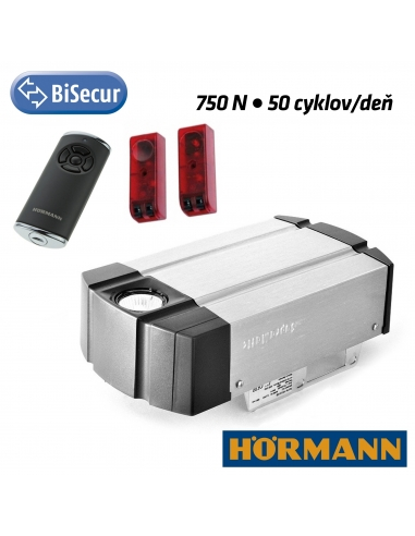Hörmann SupraMatic P (hlava pohonu) + EL101