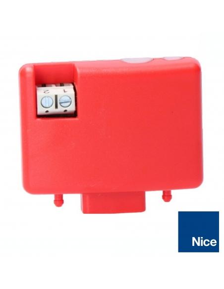 NICE OXI-LR 4-kanálový interný prijímač s plávajúcim kódom obojsmerný dosah 1km