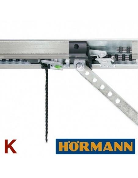 Hörmann SupraMatic E (hlava pohonu) + koľajnica K