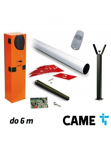 CAME GARD Cestná závora vhodná na intenzívnu prevádzku (6m)