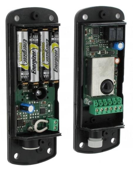 CAME DBC01 bezdrôtové fotobunky rozsah 10 m