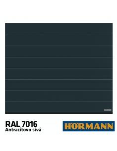 Hörmann RenoMatic Woodgrain Prelis M RAL7016