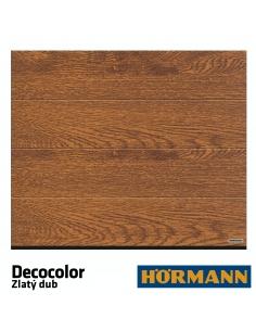 Hörmann RenoMatic Planar Prelis L Zlatý dub Decocolor