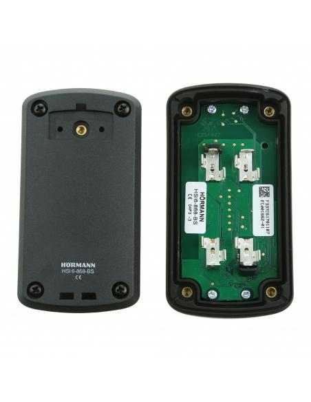Hörmann HSI 6 BS 6-tlačidlový priemyselný diaľkový ovládač