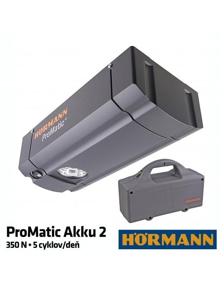 Hörmann ProMatic Akku Séria 2