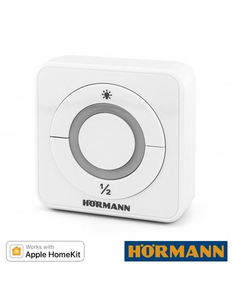 Hörmann WLAN vnútorný spínač Apple HomeKit vrátane adaptéra HCP