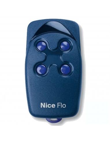 NICE Flo4 4-kanálový diaľkový ovládač (DIL)