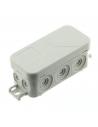 """ovládanie pohonov Hörmann a pohonov tretích strán vhodné pre všetky vysielače 868 MHz s červeným pevným kódom Funkcia: impulz, požadované napätie: 12 až 24 V kompatibilný so staršími zariadeniam s pevným """"červeným"""" kódom"""