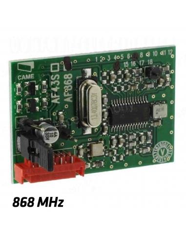 CAME AF86S interná karta prijímača 868 MHz