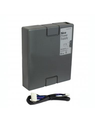 NICE PS324 záložná batéria pohonov s integrovaným nabíjaním