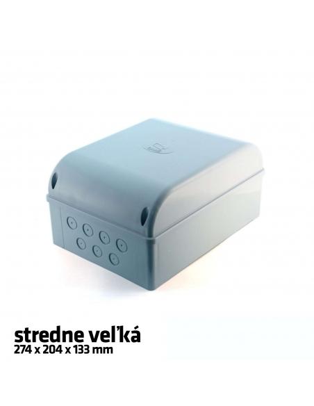 CAME náhradná krabica riadiacej elektroniky