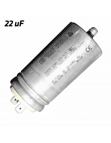 CAME rozbehový kondenzátor 22 uF