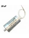 rozbehový kondenzátor 20 uF vhodný pre pohony CAME BX ak potrebujete iný náhradný diel CAME, neváhajte sa informovať individuálne