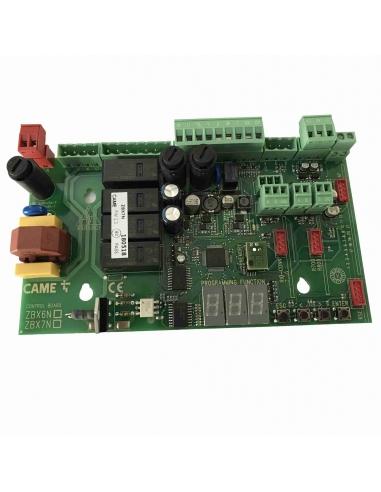 CAME ZBX7N riadiaca elektronika (nový typ)