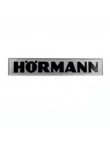 Hörmann Logo/Emblém nálepka pre garážové brány