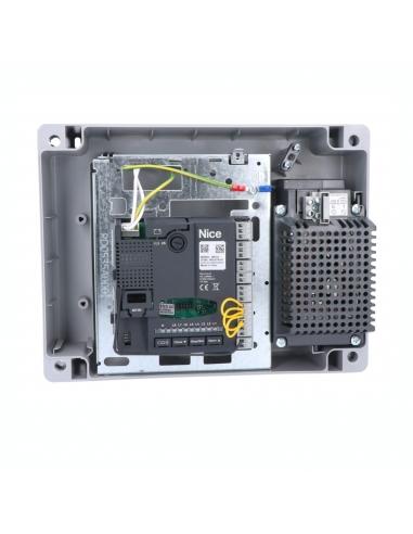 NICE MC424L skrinka s riadiacou elektronikou MCA2R10 nový typ