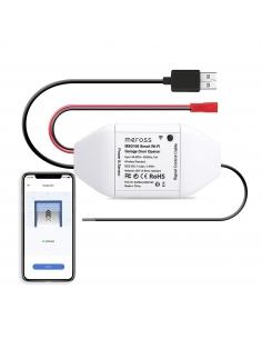 Meross Wi-Fi spínač pre ovládanie garážovej brány