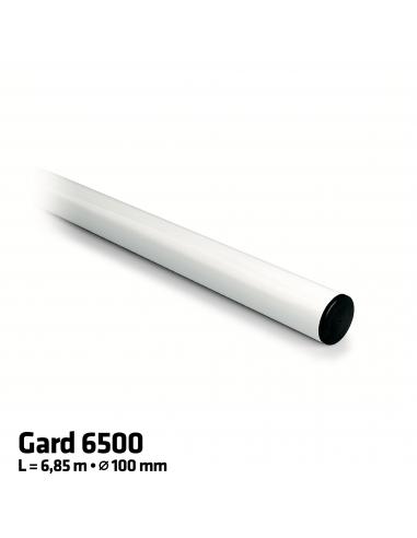 CAME G0602 okrúhle hliníkové rameno závory 6,85 m