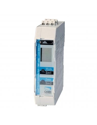 CAME 2-kanálový snímač magnetoindukčnej sľučky 230V