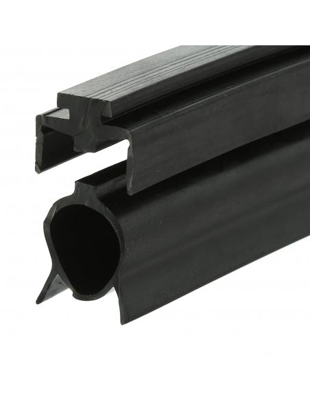 Hörmann podlahové tesnenie s vetracími štrbinami LPU/EPU
