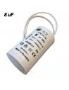 rozbehový kondenzátor 8 uF určený pre pohony CAME KRONO ak potrebujete iný náhradný diel CAME, neváhajte sa informovať individuálne