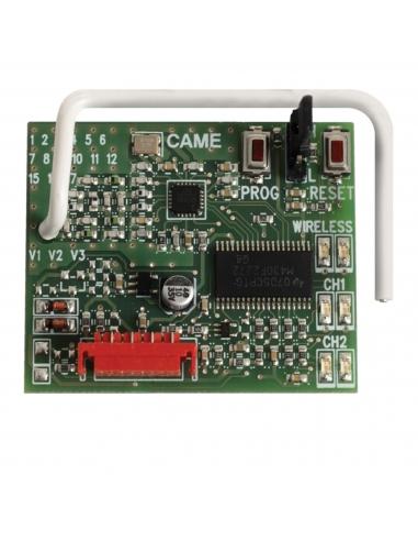 CAME RIOCONN RIOCN8WS riadiaca karta pre bezdrôtové príslušenstvo RIO
