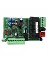 Náhradná elektronikapre krídlové pohony CAME KRONO/ATI 230 V Náhrada za starší typ ZF1 / ZA4 Základné funkcie pre krídlové brány CAME ak potrebujete iný náhradný diel CAME, neváhajte sa informovať individuálne Upozornenie:Pri prestavbe z pôvodnej ZA4 je potrebné pripojiť rozbehové kondenzátory na svorkovnicučíslo 16paralelnek jednotlivým motorom