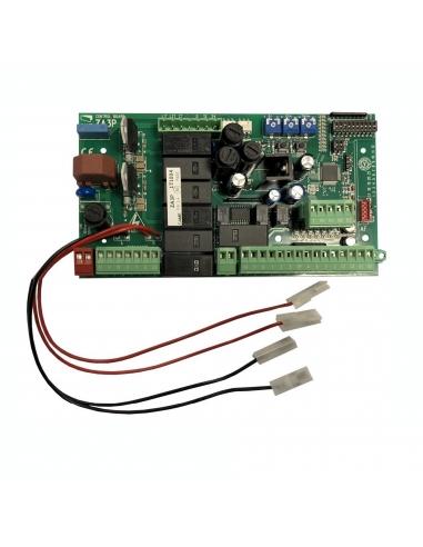 CAME ZA3P riadiaca elektronika, rozšírené funkcie