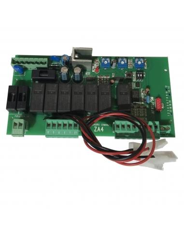 CAME ZA4N riadiaca elektronika