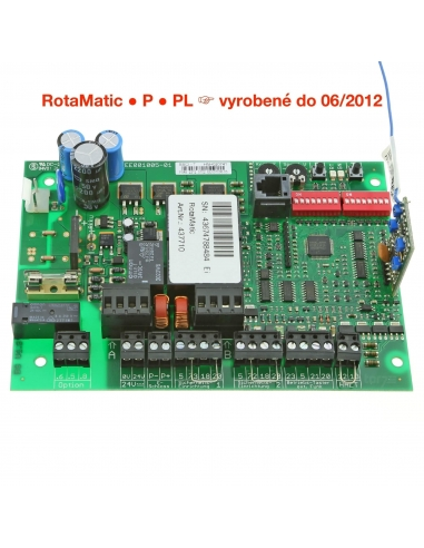 Hörmann riadiaca elektronika RotaMatic /P/PL do 2012