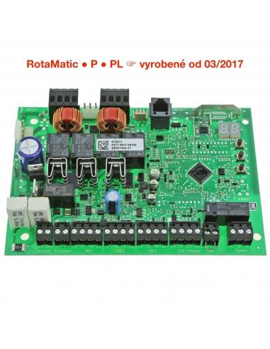 Hörmann riadiaca elektronika RotaMatic / P / PL od 2017