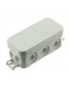Externý príjimač Hörmann s frekvenciou 868 MHz a technológiou Bisecur pre ovládanie cudzích zariadení.