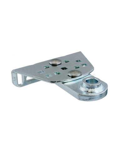 NICE PLA15 predná konzola nastaviteľná na priskrutkovanie