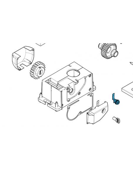 CAME RIBX012 zámok mechanického odblokovania BX/BK
