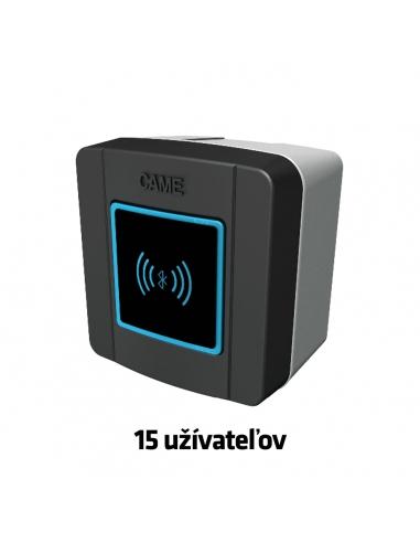 CAME SELB1SDG1 snímač bluetooth povrchový pre 15 užívateľov