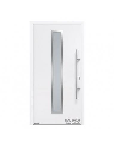Dvere Thermo65 motív 700A RAL 9016
