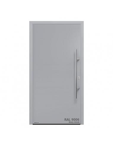 Dvere ISOPRO motív 010 RAL 9006