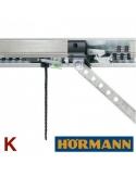 Hörmann ProMatic Séria 3 (hlava pohonu) + koľajnica K
