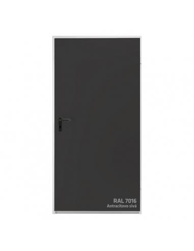 Oceľové dvere Hörmann ZK RAL 7016