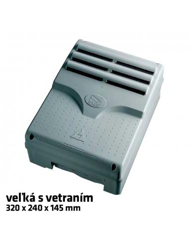 CAME náhradná krabica riadiacej elektroniky s vetraním, priemysel