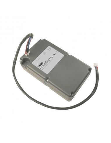 NICE PS224 záložná batéria pohonov s integrovaným nabíjaním