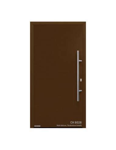 Domové dvere Thermo 65 motív 010 CH 8028