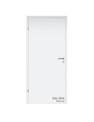 Hörmann interiérové dvere BaseLine s falcom RAL 9016