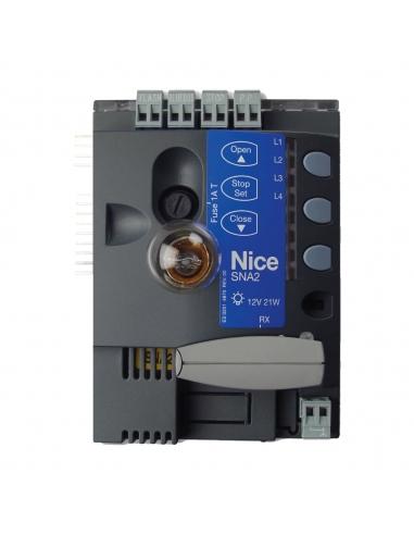 Nice SNA2 riadiaca elektronika...