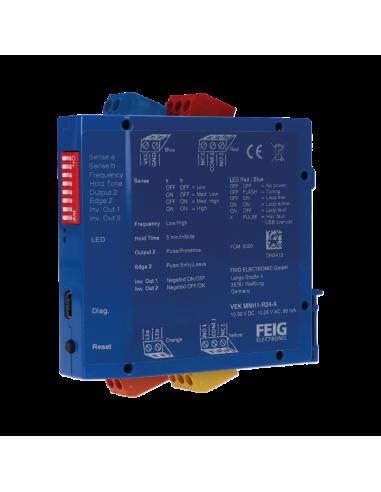 NICE LP21 1-kanálový snímač magnetoindukčnej sľučky