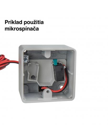 Hörmann mikrospínač pre kľúčový spínač MKT 1
