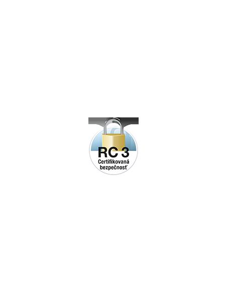 ThermoSafe Bezpečnostné vybavenie RC3