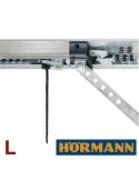 Hörmann SupraMatic P (hlava pohonu) + EL101 + koľajnica L